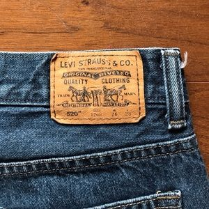 Levi's Jeans - Levi's 520 Tapered Jeans